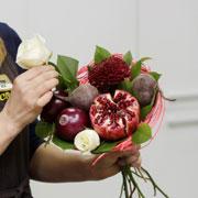 Цветы на 8 марта: букет своими руками. Мастер-класс с фото