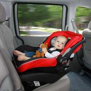 Как правильно закрепить автолюльку в машине