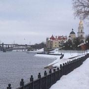 Углич-Рыбинск и отдых на Рыбинском водохранилище: фото