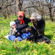 Как научить ребенка заботе о близких и любви к природе