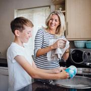 Сын-подросток: хватит контролировать, но не оставляйте его одного