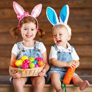 Детская Пасха: игры и розыгрыши для праздника. Пасха для детей