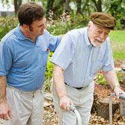 Как выбрать ходунки для пожилого человека