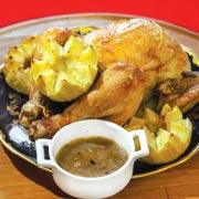 Пасхальный стол: утка в духовке, рыба на гриле и цуреки
