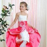 Как сшить бальное платье на выпускной в детском саду