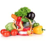Как похудеть на веганской диете