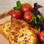 Уличная еда: 2 рецепта. Хачапури с сыром и пита с начинкой