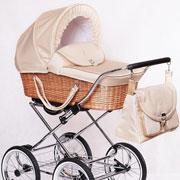 Какие прогулочные коляски можно использовать с самого рождения