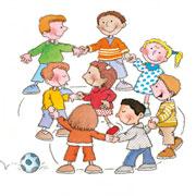 5 подвижных игр для детского праздника: салки, да не совсем