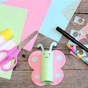Какие поделки для детского сада можно сделать вместе с ребенком