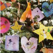 Новый год. Поделки из бумаги своими руками – новогодние игрушки
