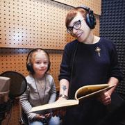 Аудиокниги для всей семьи. Вместе слушаем, развлекаемся и учимся