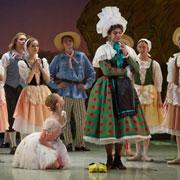 В театр с ребенком: взрослый балет «Тщетная предосторожность»