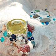 Ребенок, песок и фантазия: тихие игры с песком