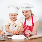 Что можно приготовить вместе с ребенком