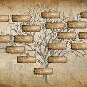 Что такое генеалогическое дерево