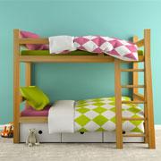 Как выбрать детскую двухъярусную кровать - важные советы