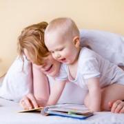 Как сын научился читать: говорящая азбука и стихи Маршака