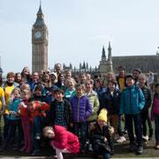 Детский лагерь Максатиха Кэмп UK: кино и английский язык