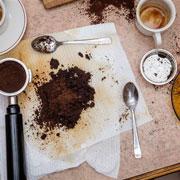 Как можно использовать кофейную гущу