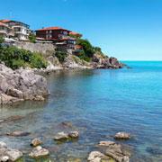 Отдых с детьми в Болгарии, Созополь. Город на горе, а где же пляжи?