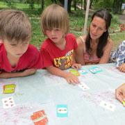 Чему научить ребенка летом перед школой