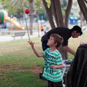 Лиза Арье: Детский праздник: цирк своими руками. Поделки, игры, конкурсы для детей