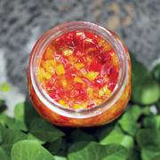 Кетчуп на зиму и еще 2 рецепта заготовок: сладкий перец и имбирь