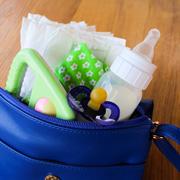 Меган Фрэнсис: Чем сумка для мамы отличается от дамской сумочки?