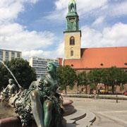 Берлин с детьми: что посмотреть, чем лакомиться и где резвиться
