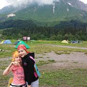 Хаджох – Лагонаки – Фишт – Дагомыс: горный поход и недорогой пляжный отдых в Лоо