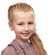 Какую прическу сделать на 1 сентября: прически с косами