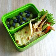 Какую еду взять в школу? 4 ланч-бокса для детей, рецепты