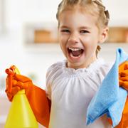 Как научить ребенка убираться в комнате: 2 списка дел