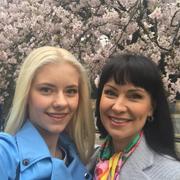Нонна Гришаева: 'Кто моложе, я или муж – большой вопрос'