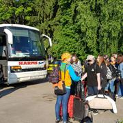 Детский отдых в Беларуси: летний лагерь 'Ждановичи', отзыв