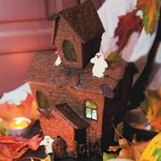 Денис Шевцов: Как сделать пряничный домик своими руками: поделка на Хэллоуин