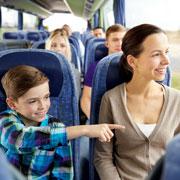 Дети в междугородних автобусах: как подготовиться к поездке