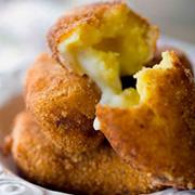 Картофельные крокеты с моцареллой - вкусный и простой итальянский  рецепт