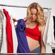 Меган Фрэнсис: Одежда для беременных: список вещей. Когда покупать?