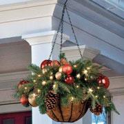 Как украсить дом к Новому году без особых затрат: 9 идей