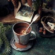 Как приготовить какао и горячий шоколад: рецепт любимых напитков