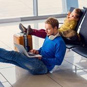 Что делать при отмене и задержке рейса? Права пассажиров в РФ и ЕС