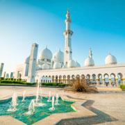 Первый отдых с ребенком в ОАЭ