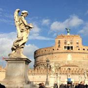 Галина Касьяникова: Билет в Рим: новый рейс, в Ватикан без очереди, на купол без страха