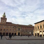 Болонья, Италия. Болонья красная, жирная, древняя