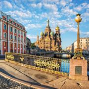 Москва - Питер, или наши путешествия туда и обратно