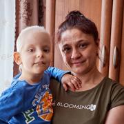Ася Серова-Залесская: Приемная мама: 'Пока сыновья на колясках, но смогут ходить'