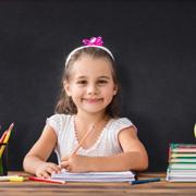 Как научить писать ребенка-левшу