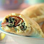 Алена Спирина: Кутабы с зеленью и пироги со шпинатом и брокколи: 3 рецепта